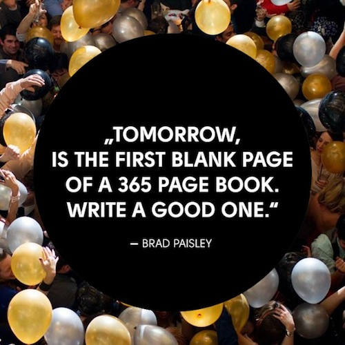 Today Is The First Blank Page Of A 365 Page Book Write A Good One Quotes, Quotations & Sayings 2018